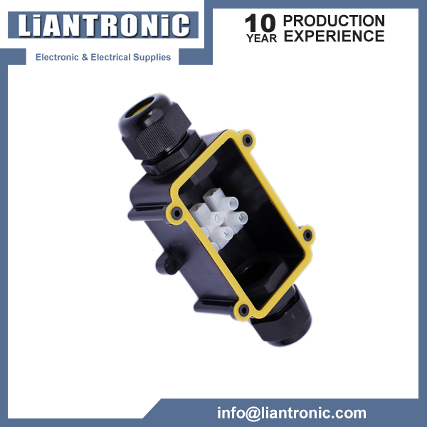 IP68 Waterproof Cable Junction Box title=