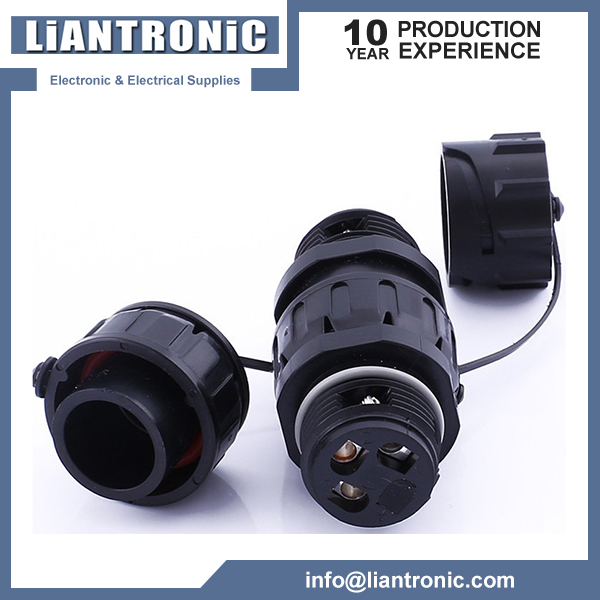 IP68 Waterproof Cable Connector for Outdoor Led Lights