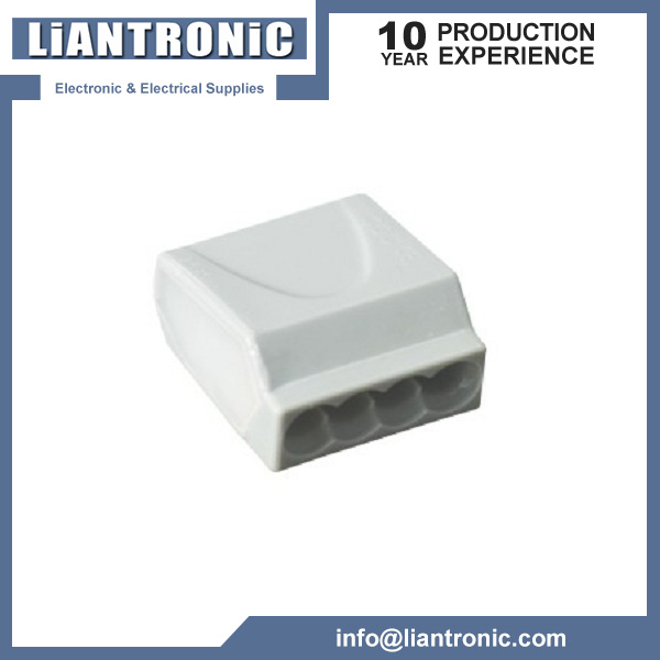 4-Conductor Cable Wire Connector Types