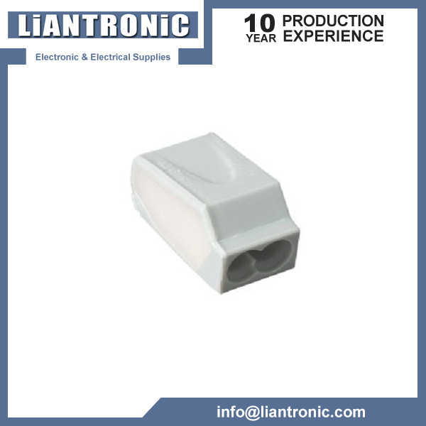 5-Conductor Push-Wire Connector